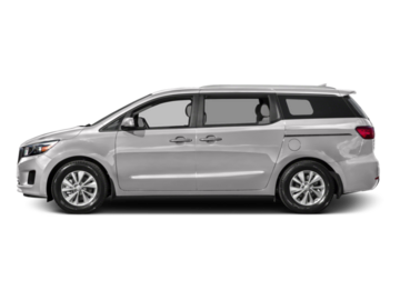 Build and price your 2017 Kia Sedona
