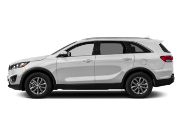 Build and price your 2017 Kia Sorento