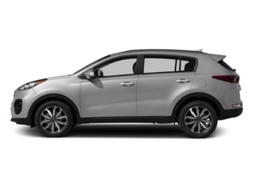 Build and price your 2017 Kia Sportage