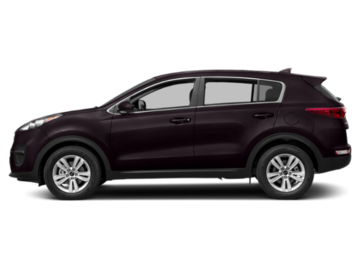 Build and price your 2018 Kia Sportage