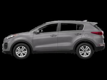 Build and price your 2018 Kia Sportage