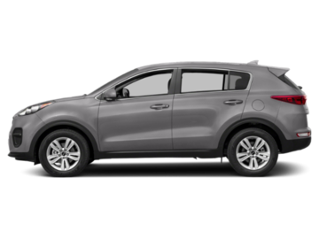 Build and price your 2019 Kia Sportage