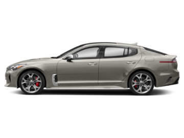 Build and price your 2018 Kia Stinger