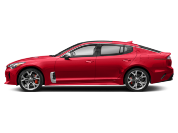 Build and price your 2019 Kia Stinger