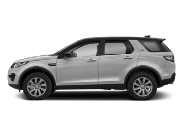 Build and price your 2018 Land Rover Discovery Sport