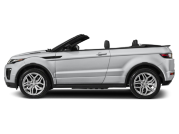 Build and price your 2019 Land Rover Range Rover Evoque Convertible - Cabriolet
