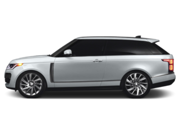 Build and price your 2019 Land Rover Range Rover SV Coupe
