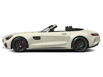 Build and price your 2019 Mercedes-Benz AMG GT Convertible - Cabriolet