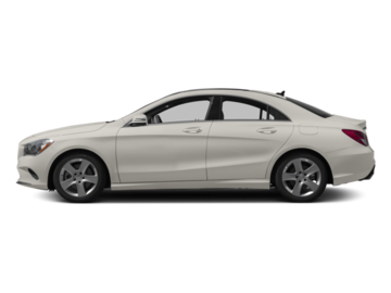Build and price your 2017 Mercedes-Benz CLA
