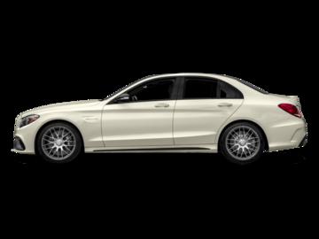 2018 Mercedes-Benz AMG C 63