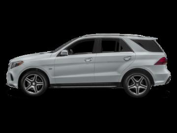 2017 Mercedes-Benz GLE 550e GLE