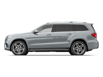 Build and price your 2017 Mercedes-Benz GLS