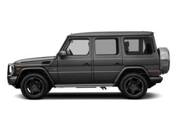 Build and price your 2017 Mercedes-Benz G-Class