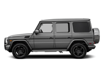 Build and price your 2018 Mercedes-Benz G-Class