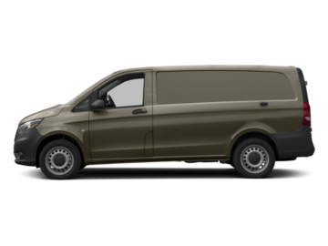 Build and price your 2017 Mercedes-Benz Metris Cargo Van