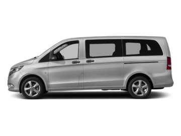 Build and price your 2017 Mercedes-Benz Metris Passenger Van