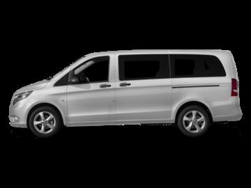 Build and price your 2017 Mercedes-Benz Metris Passenger Van