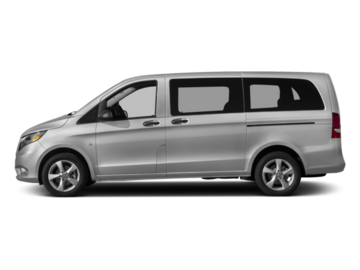 Build and price your 2018 Mercedes-Benz Metris Passenger Van