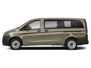 Build and price your 2019 Mercedes-Benz Metris Passenger Van