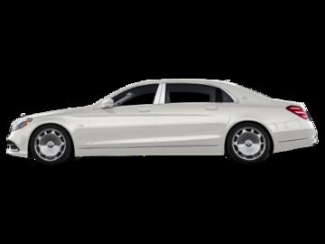 2018 Mercedes-Benz Maybach S 650