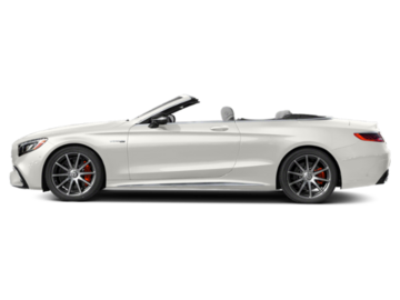 Build and price your 2019 Mercedes-Benz S-Class Convertible - Cabriolet