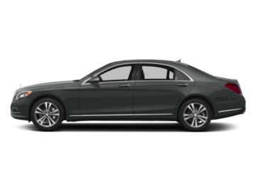 Build and price your 2017 Mercedes-Benz S-Class Hybrid