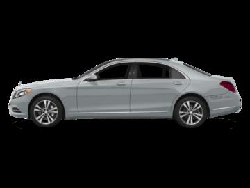 2017 Mercedes-Benz S-Class Hybrid