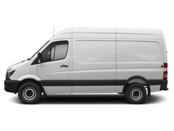 Build and price your 2018 Mercedes-Benz Sprinter Cargo Van