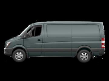 Build and price your 2017 Mercedes-Benz Sprinter Cargo Vans