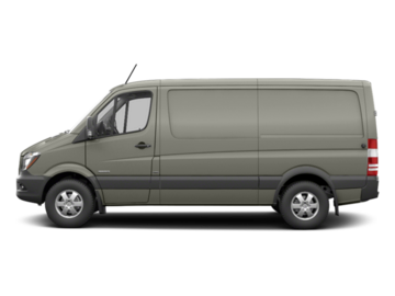 Build and price your 2017 Mercedes-Benz Sprinter Cargo Vans