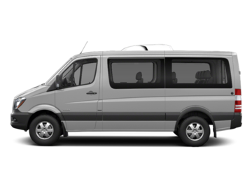 Build and price your 2018 Mercedes-Benz Sprinter Passenger Van