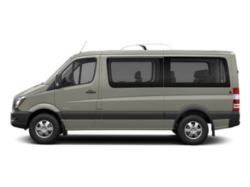 Build and price your 2017 Mercedes-Benz Sprinter Passenger Vans