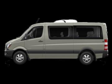 2017 Mercedes-Benz Sprinter Passenger Vans