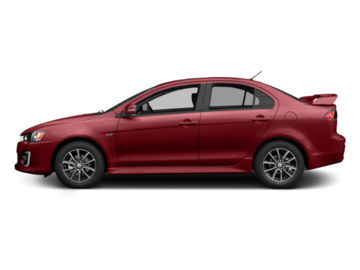 Build and price your 2017 Mitsubishi Lancer