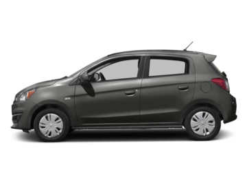 Build and price your 2017 Mitsubishi Mirage