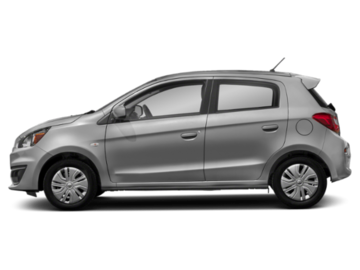 Build and price your 2018 Mitsubishi Mirage