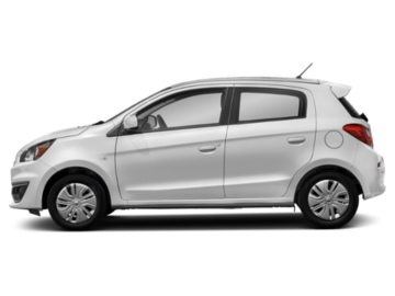 Build and price your 2019 Mitsubishi Mirage