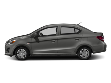 Build and price your 2017 Mitsubishi Mirage G4