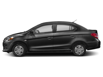 Build and price your 2019 Mitsubishi Mirage G4