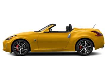 Build and price your 2018 Nissan 370Z Coupe