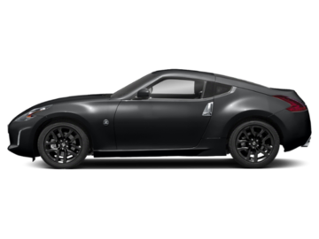 Build and price your 2019 Nissan 370Z Coupe