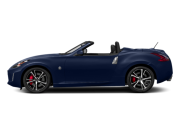 Build and price your 2018 Nissan 370Z Roadster