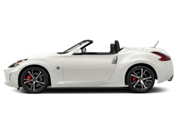 Build and price your 2019 Nissan 370Z Roadster