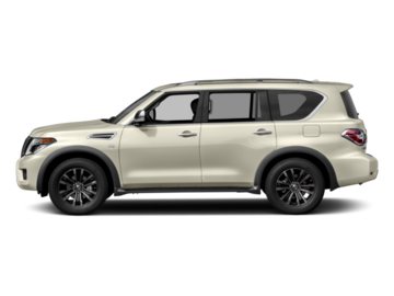 Build and price your 2017 Nissan Armada