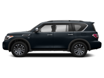 Build and price your 2018 Nissan Armada