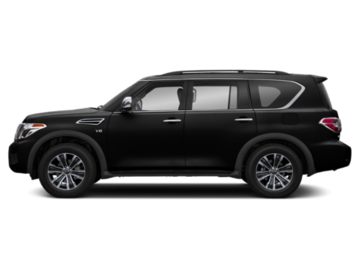 Build and price your 2019 Nissan Armada