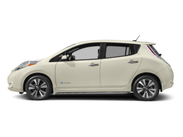 Build and price your 2017 Nissan LEAF