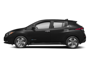 Build and price your 2018 Nissan LEAF