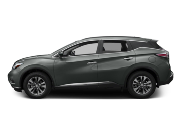 Build and price your 2017 Nissan Murano