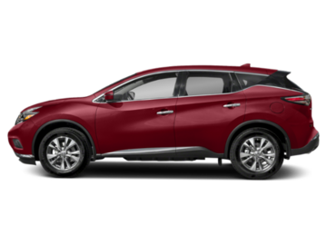 Build and price your 2018 Nissan Murano